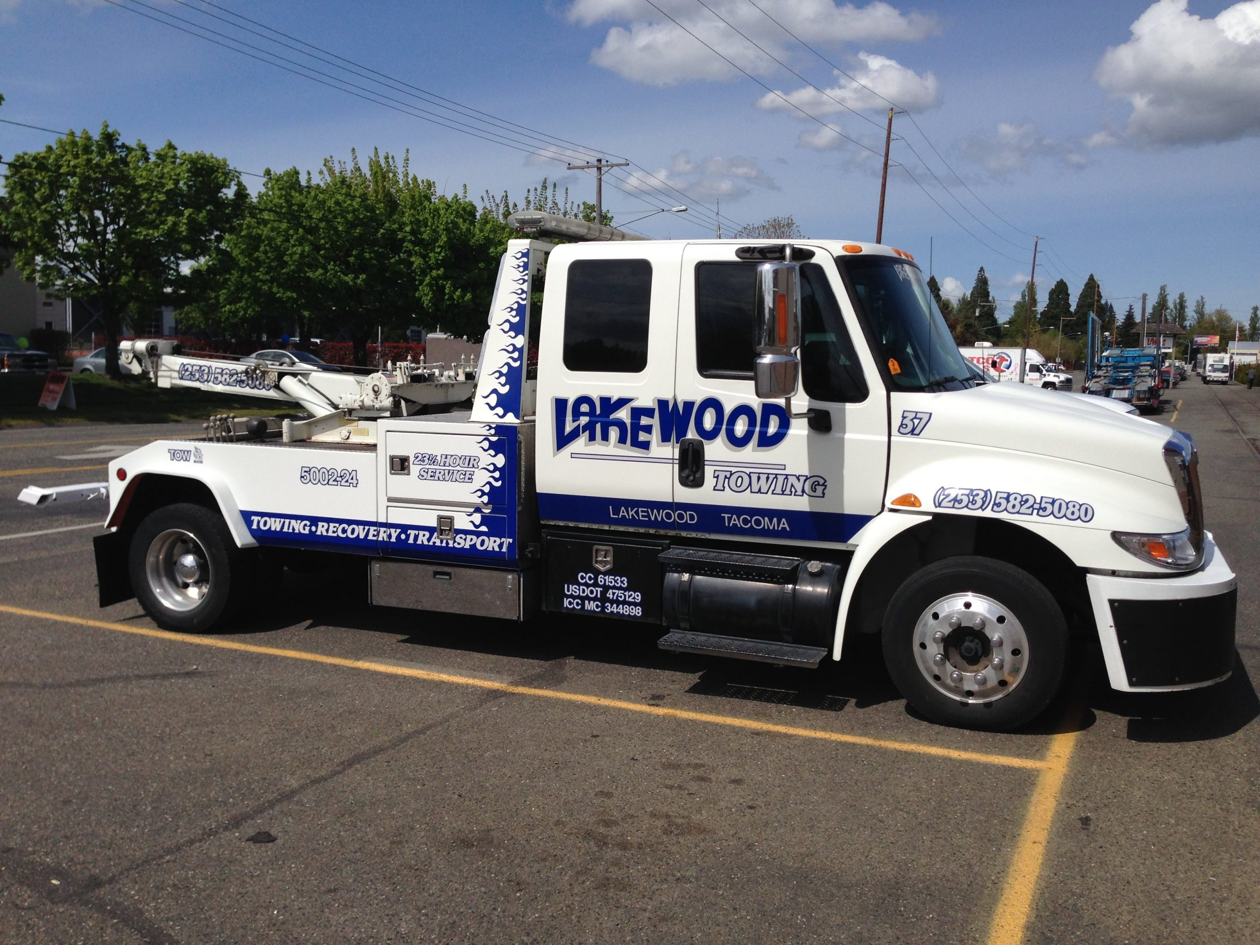 Lakewood Towing & Transport
